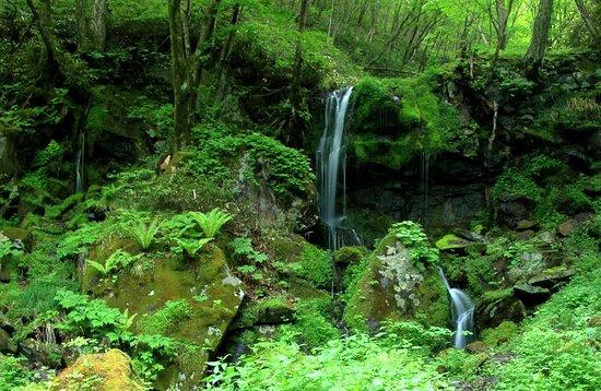 Tamadare Falls