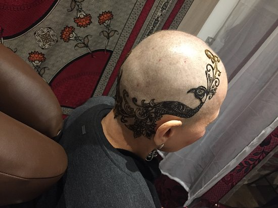 Henna Tattoo Boutique: Cancer patient? We got you covered ;)