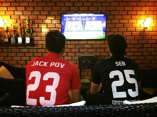 Sport Legends Arena - Bar des Sports : FIFA game