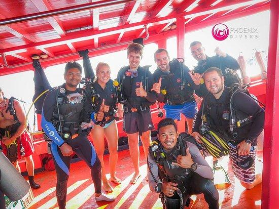 Phoenix Divers : Let's do this!