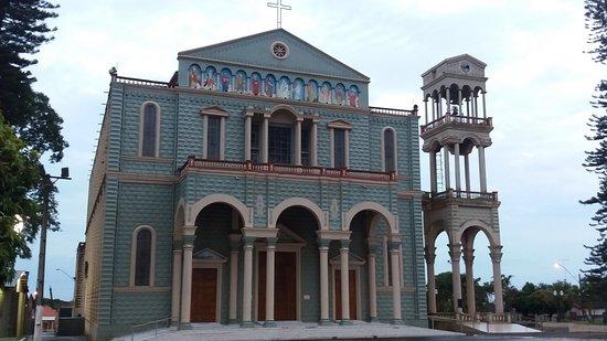 Bela Vista do Paraiso, PR: Igreja Matriz São João Batista