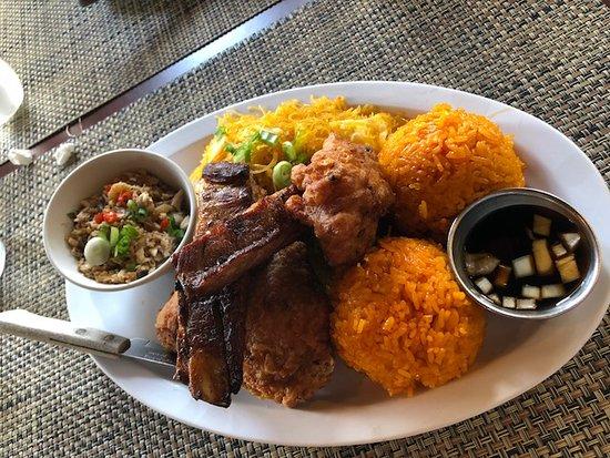 Terry's Local Comfort Food: Fiesta Plate