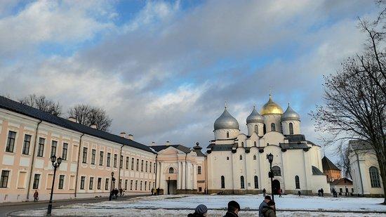 Novgorod Kremlin (Detinets) Photo