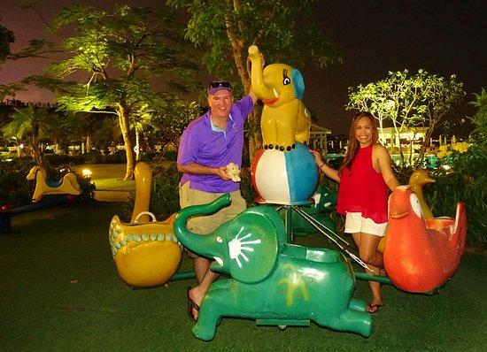 Vinpearl Resort Nha Trang: Kids' play area