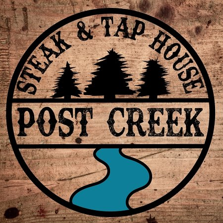 Post Creek Steak and Tap House: 2018 Logo