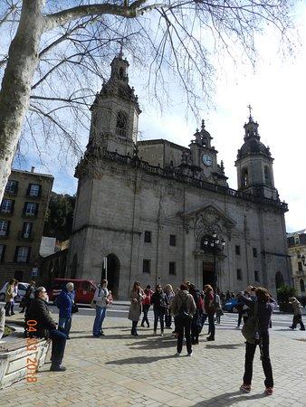 Iglesia de San Nicolas : Altar mayor
