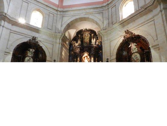 Iglesia de San Nicolas : El barroco en Bilbao