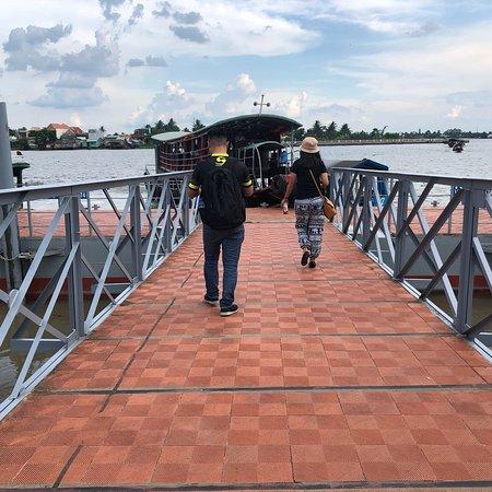 Mekong Delta rondvaart Foto