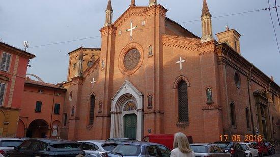 Chiesa di San Martino: Farcade