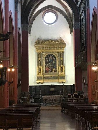 Chiesa di San Martino: Altar