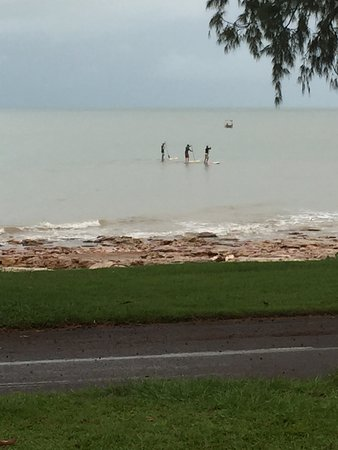 Fun Supply: Stand Up Paddle boarding Nightcliff foreshore