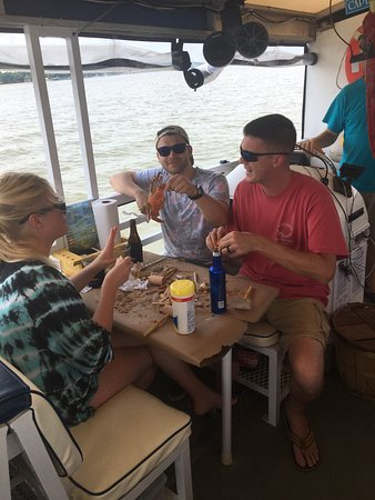 Crab Cruise on M/V Bay Breeze of Chesapeake City