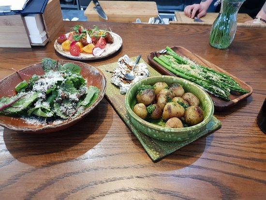 Stol na Szwedzkiej : Vegetables