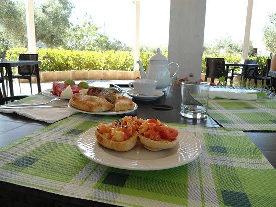Bagnolo del Salento, Italy: colazione
