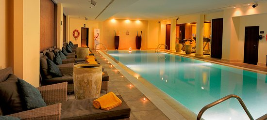 Roldan, Испания: Pure Spa - piscina interior - indoor pool