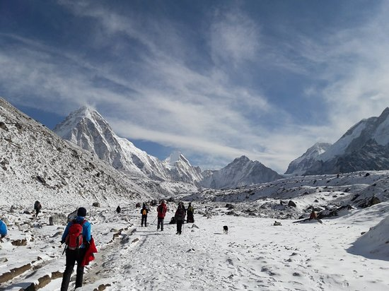 Himalayan Scenery Treks and Expedition照片