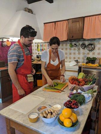 Cook Eat Italian Photo