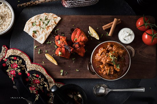 Royal India Restaurant: Royal India Butter Chicken and Tandoori Chicken