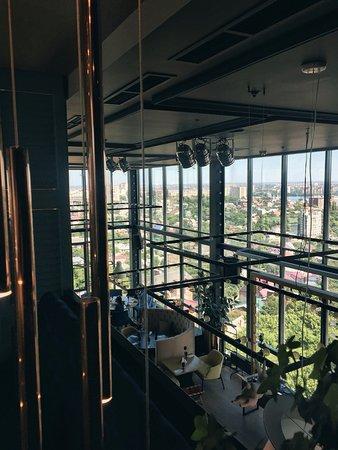 Gastrobar Moskva: высота красота