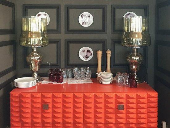 Gastrobar Moskva: яркие детальки