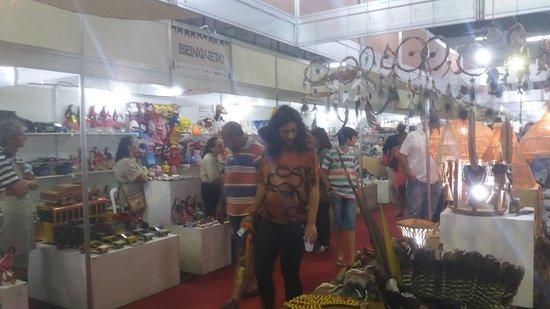 Salao de Artesanato da Paraíba