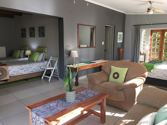 Sabie, South Africa: Apartment A, Open Plan Family unit
