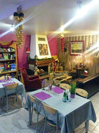 Rimplas, France: Notre Restaurant