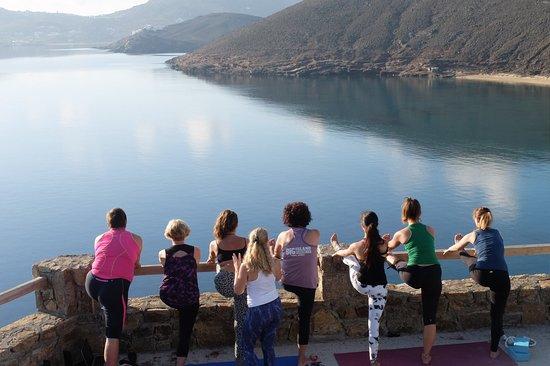 Island Yoga Flow