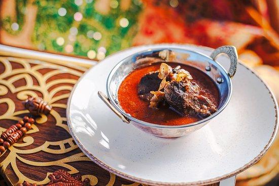 Restaurant indien Parampara Indian Cuisine & Culture: Laal Mass