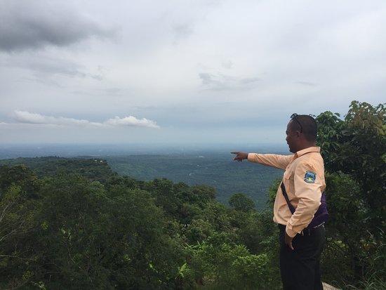 Cambodia Travel Trails: Mr Kim in Preah Vihear