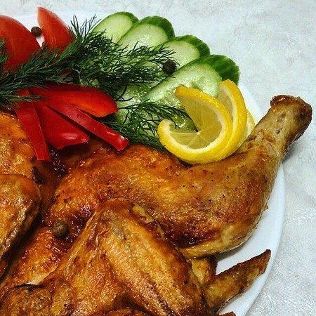 Tsyplyata Tabaka : Цыплята табака
