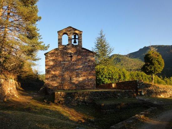 Iglesia de Sant Vicenc de Rus: Església de Sant Vicenç de Rus