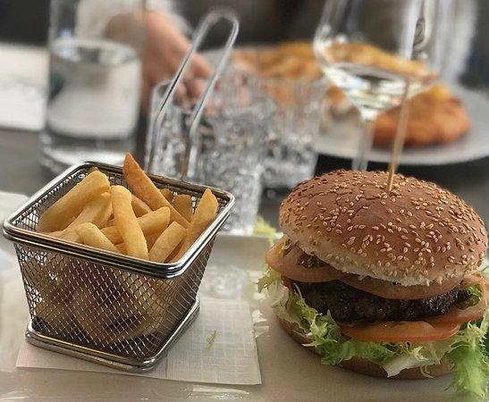 Caffe Donnini 1894: Hamburger Chianina