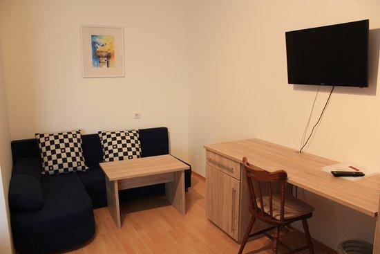 Apetlon, Austria: Unsere renovierten Doppelzimmer