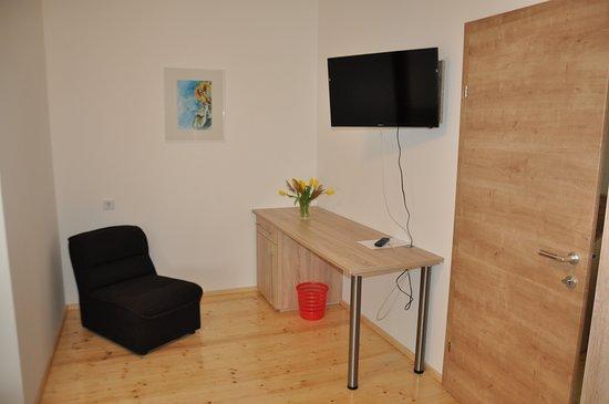 Apetlon, Austria: Unser neu renoviertes Familienzimmer