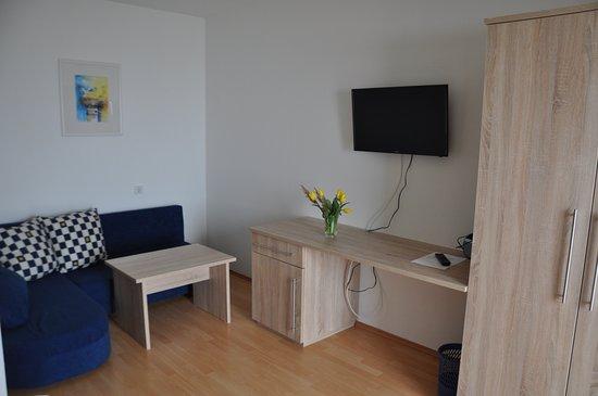 Apetlon, Austria: Unsere neu renovierten Doppelzimmer