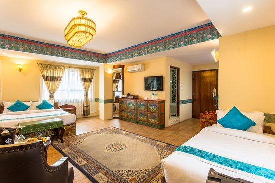 Hotel Yukhang: Tibetan Suite