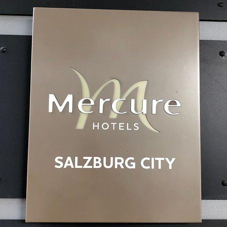 Foto de Mercure Salzburg City