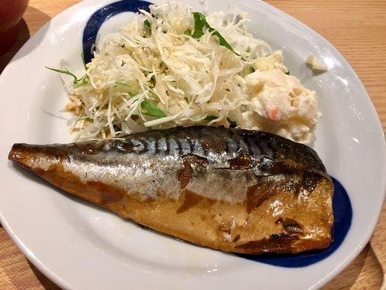 Hakata Fukuichi, Saitama Shintoshin: さば煮