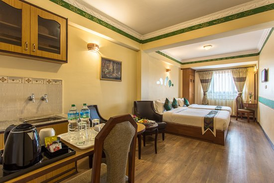 Hotel Yukhang : Super Deluxe with King and small bed