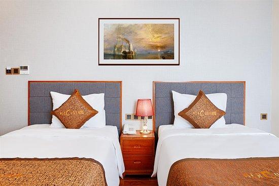 Mercury Boutique Hotel Danang : Deluxe Twin