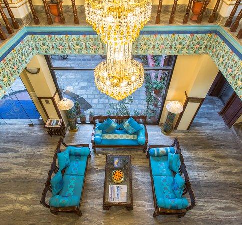 Hotel Yukhang : Lobby