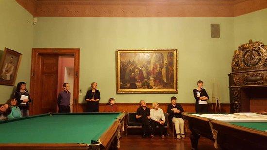 Hotel Kochubey Center: Музейные экспонаты. Кабинет В.П. Кочубея
