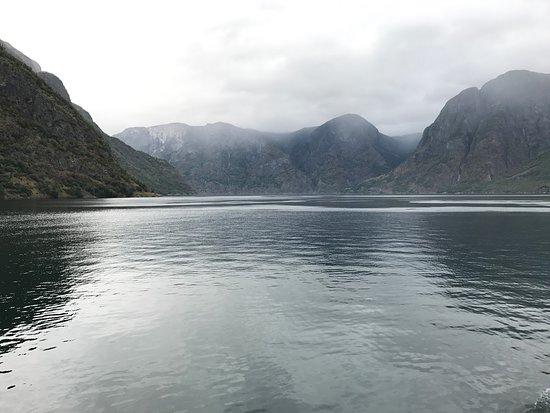FjordSafari: View from the Fjord Safari
