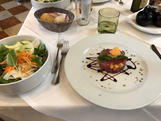 Il Salumaio di Montenapoleone: Light lunch