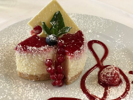 Il Salumaio di Montenapoleone: Cheesecake buonissima