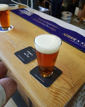 La Buena Pinta: Great beer bar
