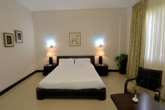 Imperial Botanical Beach Hotel: Deluxe Double