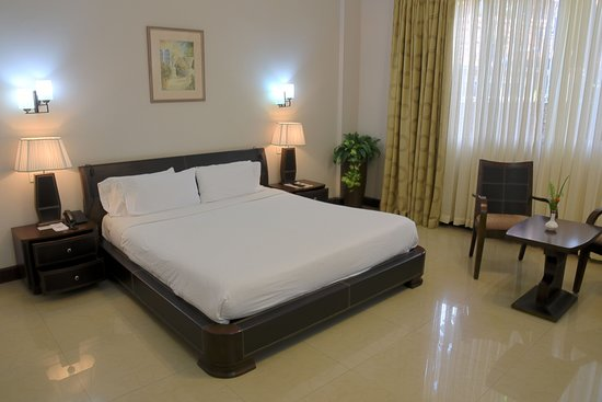 Imperial Botanical Beach Hotel: Double  Deluxe