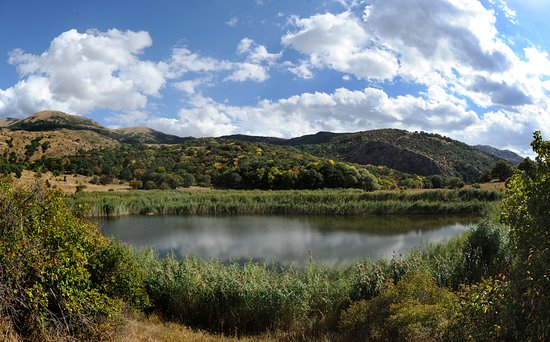 Ararat Province, أرمينيا: Jghin lakes in Khosrov